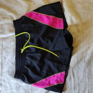Bundle of woman's work out shorts size small